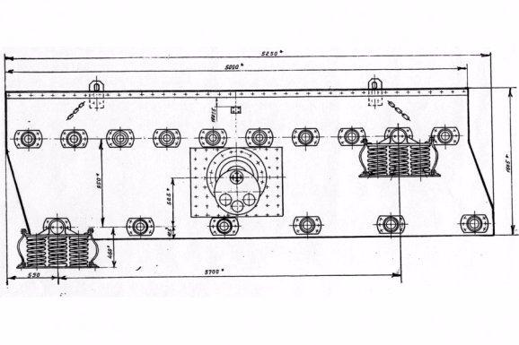 Техническая характеристика грохота гит-52мб конусная дробилка в Гатчина